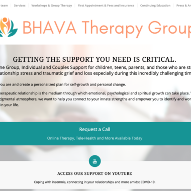 Bhava Therapy Group